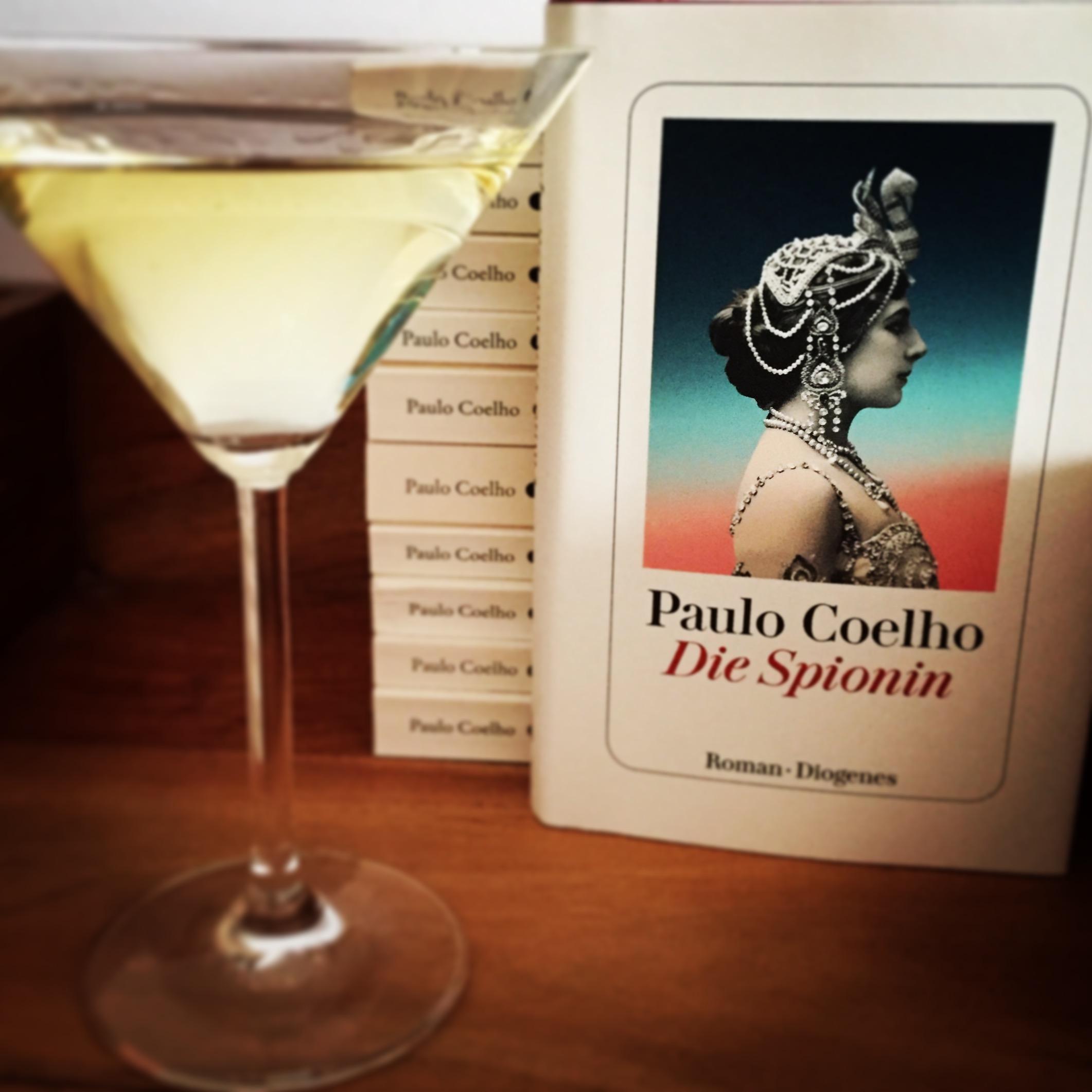 Die Spionin Paulo Coelho Buch Schöpfer