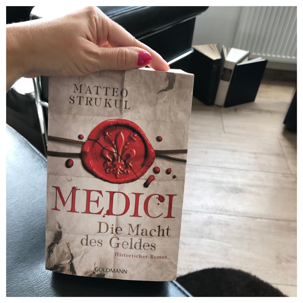 Medici - Die Macht des Geldes * Matteo Strukul