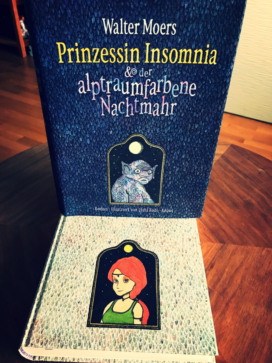 Prinzessin Insomnia  * Walter Moers