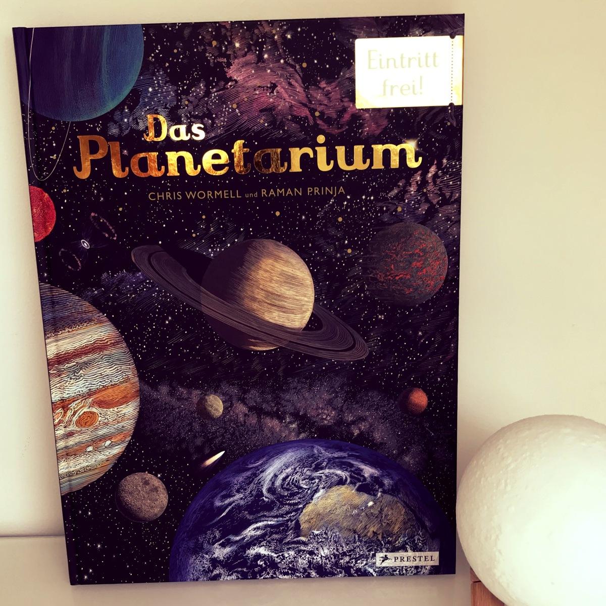 Das Planetarium * Eintritt frei