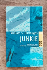 William S. Burroughs Junkie